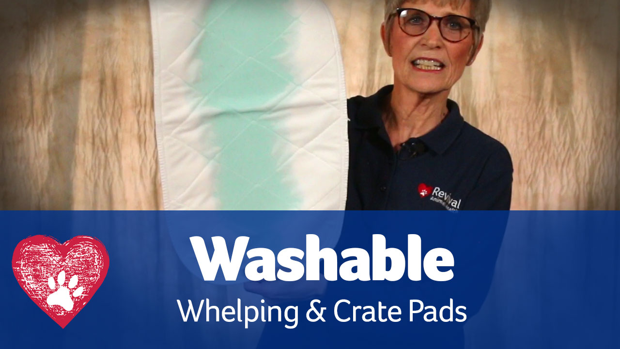 Washable Whelping Pads